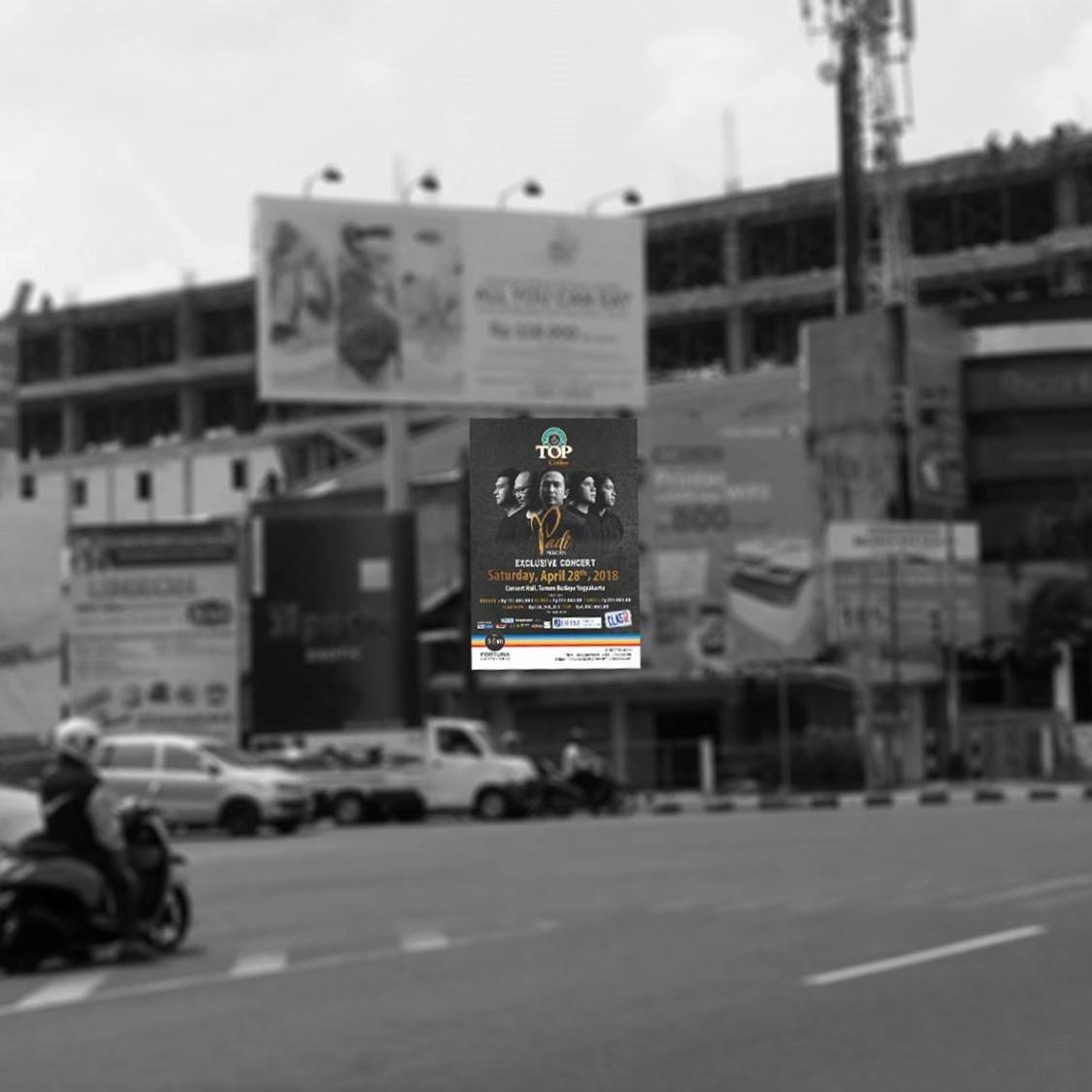 Baliho Dafam Yogyakarta