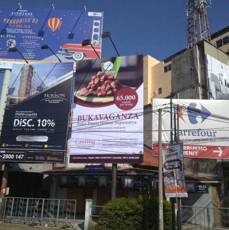 Recovery Visual Baliho Dafam